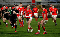 12 December 2020; Alan Flannery during the A series inter-pros series 20-21 between Ulster A and Munster A at Kingspan Stadium, Ravenhill Park, Belfast, Northern Ireland. Photo by John Dickson/Dicksondigital