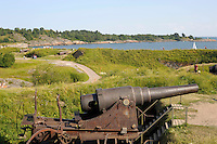 Isola di Suomenlinna. Suomenlinna island.