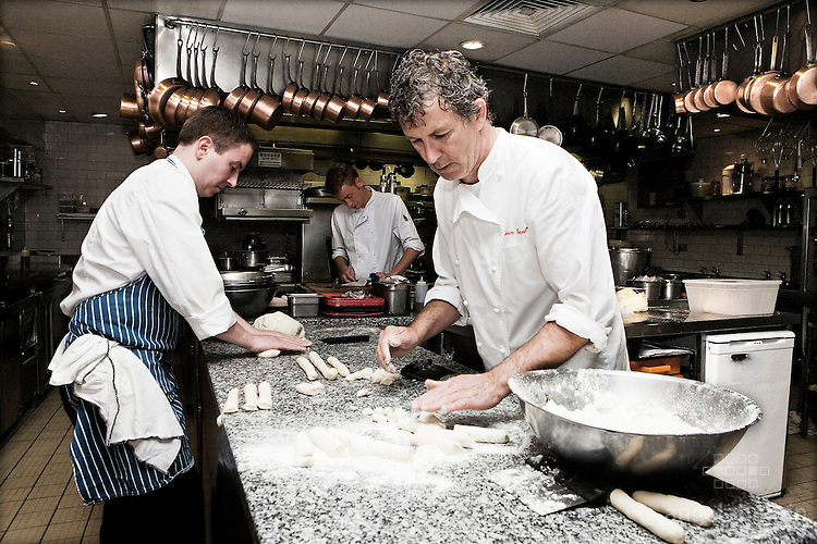 Kevin Thornton.Thorntons Restaurant, Fitzwilliam Hotel.Publication: Irish Director