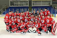 U18 Finals - U18 Michigan Hockey_v_Hill Academy