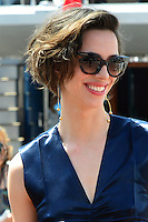 Actress Rebecca HALL attends the THE BFG Photocall during the 69th annual Cannes Film Festival at the Palais des Festivals on May 14, 2016 in Cannes, France.