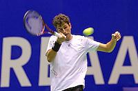 16-12-10, Tennis, Rotterdam, Reaal Tennis Masters 2010,   Robin Haase