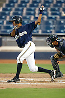 Yadiel Rivera - AZL Brewers - 2010 Arizona League.Photo by:  Bill Mitchell/Four Seam Images..