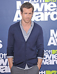 Ryan Reynolds  at 2011 MTV Movie Awards held at Gibson Ampitheatre in Universal City, California on June 05,2011                                                                               © 2011 Hollywood Press Agency