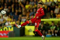 21st September 2021; Carrow Road, Norwich, England; EFL Cup Footballl Norwich City versus Liverpool; Alex Oxlade-Chamberlain of Liverpool
