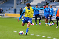 Ryan Longman of AFC Wimbledon warming up during AFC Wimbledon vs Shrewsbury Town, Sky Bet EFL League 1 Football at The Kiyan Prince Foundation Stadium on 17th October 2020