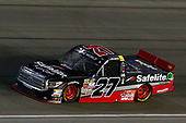 NASCAR Camping World Truck Series<br /> TheHouse.com 225<br /> Chicagoland Speedway, Joliet, IL USA<br /> Friday 15 September 2017<br /> Ben Rhodes, Safelite Auto Glass Toyota Tundra<br /> World Copyright: Russell LaBounty<br /> LAT Images