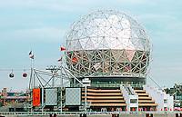 "Vancouver: EXPO '86--""EXPO Centre"".  Photo '86."