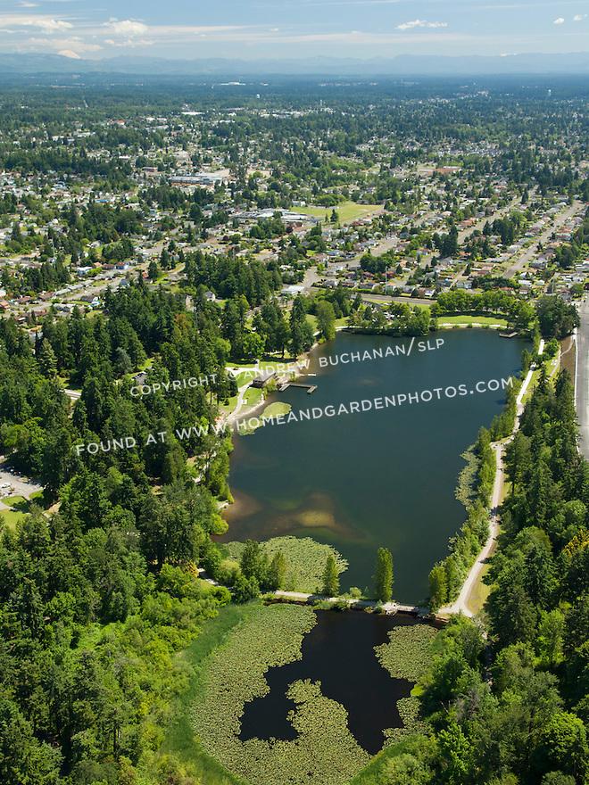 Wapato Park, Tacoma, WA; June, 2012