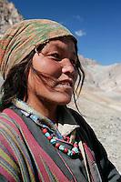 Portraits, Ladakh Himalaya Inde. Photo : Vibert / Actionreporter.com