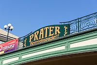 im Vergnügungspark Prater, Wien, Österreich<br /> at amusementpark Prater, Vienna, Austria