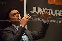 "30.04.2014 - IPPR presents: Thomas Piketty, ""Capital In The Twenty-First Century"""