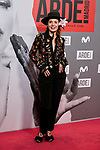 Ana Locking attends to ARDE Madrid premiere at Callao City Lights cinema in Madrid, Spain. November 07, 2018. (ALTERPHOTOS/A. Perez Meca)