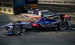 Alex Lynn of Great Britain from DS Virgin Racing competes in the FIA Formula E Hong Kong E-Prix Round 1 at the Central Harbourfront Circuit on 02 December 2017 in Hong Kong, Hong Kong. Photo by Marcio Rodrigo Machado / Power Sport Images