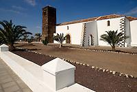 Spanien, Kanarische Inseln, Fuerteventura, Nuestra Señora de Candelaria in La Oliva