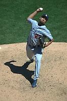 Jose Lima. Los Angeles Dodgers vs San Francisco Giants. San Francisco, CA 4/17/2004 MANDATORY CREDIT: Brad Mangin