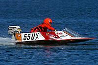 55-U..Stock outboard hydro