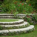 Edwin Lutyens steps, Great Dixter