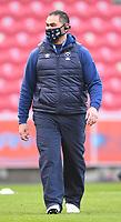 1st January 2021; Ashton Gate Stadium, Bristol, England; Premiership Rugby Union, Bristol Bears versus Newcastle Falcons; Pat Lam Director of Rugby for Bristol Bears