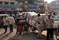 Indien, Delhi, auf der Chandni Chowk