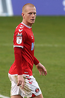 Ben Watson of Charlton Athletic during Gillingham vs Charlton Athletic, Sky Bet EFL League 1 Football at the MEMS Priestfield Stadium on 21st November 2020