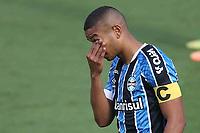 Santos (SP), 11.10.2020 - Santos-Grêmio - O jogador David Braz. Partida entre Santos e Grêmio valida pela 15. rodada do Campeonato Brasileiro neste domingo (11) no estadio da Vila Belmiro em Santos.
