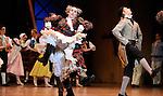LA FILLE MAL GARDEE....Choregraphie : ASHTON Frederick..Compositeur : HEROLD Louis joseph Ferdinand..Compagnie : Ballet de l Opera National de Paris..Orchestre : Orchestre de l Opera National de Paris..Decor : LANCASTER Osbert..Lumiere : THOMSON George..Costumes : LANCASTER Osbert..Avec :..PHAVORIN Stephane..DREYFUS Arnaud..Lieu : Opera Garnier..Ville : Paris..Le : 26 06 2009..© Laurent PAILLIER / www.photosdedanse.com..All rights reserved