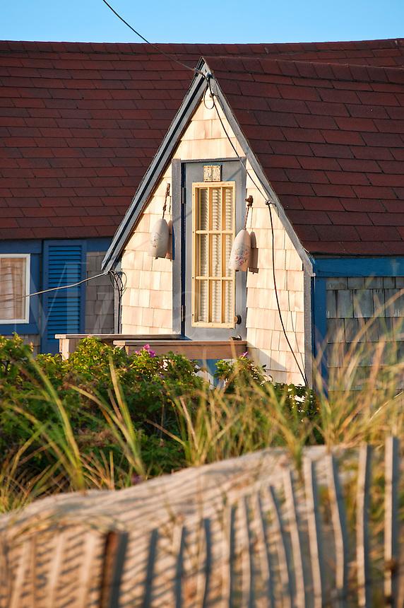 Quaint beach cottage, Truro, Cape Cod, MA, Massachusetts