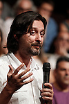 `Podemos´ member Rafael Mayoral during the political party team presentation for the Spanish General Elections in Madrid, Spain. July 16, 2015. (ALTERPHOTOS/Victor Blanco)
