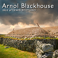 The Blackhouse Arnol - Isle of Lewis - Pictures & Images