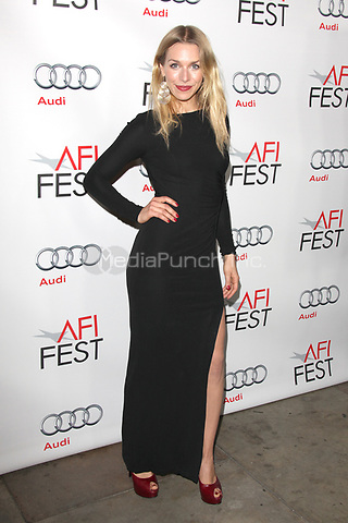 Julia Dietz at the 'Melancholia' special screening during AFI FEST 2011 presented by Audi held at the Egyptian Theatre on November 6, 2011 in Hollywood, California. © MPI21 / MediaPunch Inc.
