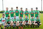 Wk27 The  Na Gaeil team which lined out against Glenbeigh/Glencar in the 10pt to 1-7 draw in Glenbeigh on Sunday