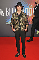 """Stevie Ruffs at the 65th BFI London Film Festival """"Spencer"""" Headline gala, Royal Festival Hall, Belvedere Road, on Thursday 07th October 2021, in London, England, UK. <br /> CAP/CAN<br /> ©CAN/Capital Pictures"""