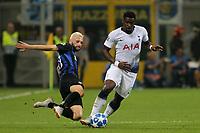 Inter Milan vs Tottenham Hotspur 18-09-18
