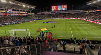 Carson, CA - Sunday January 28, 2018: USMNT during an international friendly between the men's national teams of the United States (USA) and Bosnia and Herzegovina (BIH) at the StubHub Center.