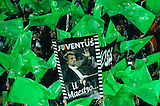 06.03.2013  Juventus v Celtic, UEFA Champions League round of the last 16 second leg  ...................    ANDREA PIRLO FLAG
