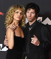 Debby Ryan, Josh Dun attend the 2021 MTV Video Music Awards at Barclays Center on September 12, 2021 in the Brooklyn borough of New York City.<br /> CAP/MPI/IS/JS<br /> ©JSIS/MPI/Capital Pictures