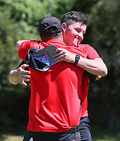 Matt McLean, Canterbury. 2020 Interprovincial Golf Championships, Whitford Gold Club, Auckland, New Zealand, Saturday 28 November 2020. Photo: Simon Watts/www.bwmedia.co.nz