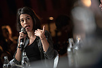 Isa Serra, spokesperson for Unidas Podemos in the Madrid Assembly, participate in the event 'Feminist dialogue with social groups', together with organizations working on precariousness, care and dependence<br /> October 30, 2019. <br /> (ALTERPHOTOS/David Jar)