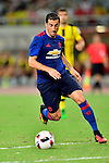 Manchester United midfielder Henrikh Mkhitaryan during the International Champions Cup China 2016, match between Manchester United vs Borussia  Dortmund on 22 July 2016 held at the Shanghai Stadium in Shanghai, China. Photo by Marcio Machado / Power Sport Images