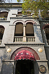 Above The Entrance To The Consulate In Wenzhou (Wenchow).   Built In 1894.<br />