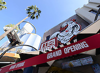 LudoBird @ the opening of his new restaurant 'LudoBird' held @ the Universal CityWalk.<br /> March 26, 2016