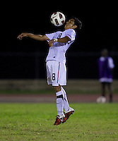Esteban Rodriguez. The United States defeated Canada, 3-0, during the final game of the CONCACAF Men's Under 17 Championship at Catherine Hall Stadium in Montego Bay, Jamaica.