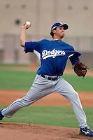 Carlos Frias  ---  AZL Dodgers - 2009 Arizona League.Photo by:  Bill Mitchell/Four Seam Images
