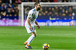 Daniel Carvajal Ramos of Real Madrid in action during the La Liga 2017-18 match between Levante UD and Real Madrid at Estadio Ciutat de Valencia on 03 February 2018 in Valencia, Spain. Photo by Maria Jose Segovia Carmona / Power Sport Images