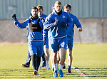 St Johnstone Training…18.11.16<br />Richie Foster pictured during training this morning at McDiarmid Park ahead of tomorrow's game against Ross County<br />Picture by Graeme Hart.<br />Copyright Perthshire Picture Agency<br />Tel: 01738 623350  Mobile: 07990 594431