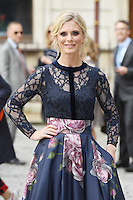 Emilia Fox arrives for the VIP preview of the Royal Academy of Arts Summer Exhibition 2016
