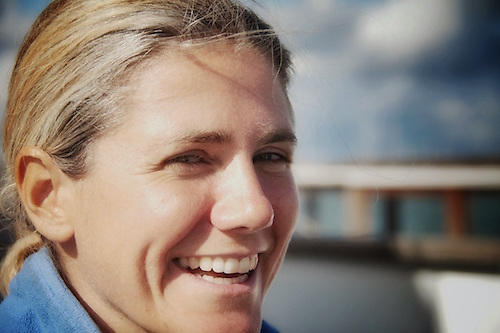 Laura Dillon - the only female helm ever to have won the all-Ireland - was the overall winning helm at the Sovereigns 2021 in Kinsale, and is one of the star talents in next week's Howth team departing on September 7th for the New York Yacht Club Invitationals.