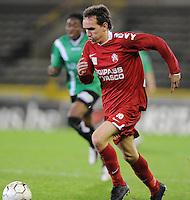 KV Kortrijk : Sven Kums..foto VDB / BART VANDENBROUCKE