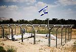WATER RESERVES IN PALESTINE. Along the Jordan River